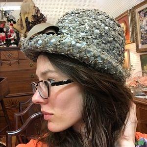 Vintage Accessories - Vintage Joseph Magnin Hat